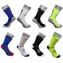 TOP Quality Anti-Slip Football Socks TockSox Mid Calf Football Socks Soccer Short Stockings TruSox Futbol Meias Calcetines(China (Mainland))