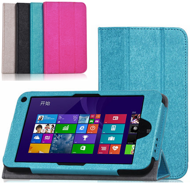 For HP Stream 7 Win8 Tablet Case PU Leather Stand Case Flip Magnetic Cover Protective Cover(China (Mainland))