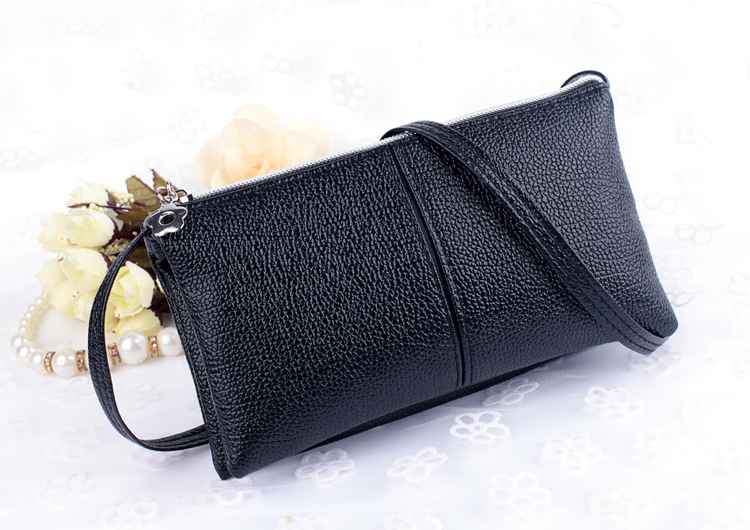 free shipping Lady Women Wallet Card Coin Holder Long Clutch Zipper Purse PU leather wallet Messenger bags(China (Mainland))