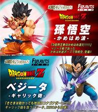 Collectores Tamashii Nations Figuarts Zero Japanese Anime Dragon Ball Z Son Goku kaiouken Super Saiyan Vegeta Action Figure