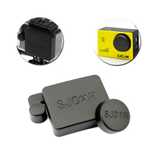 SJ4000 Lens Protection Cap Cover And Hood Compatible For SJ4000 SJCAM WIFI Sport Camera Accessories Tripod Action Camera Case