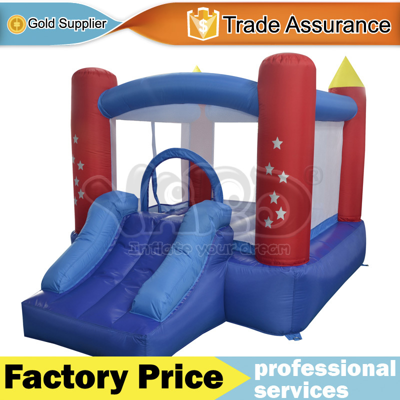 YARD backyard mini bounce house inflatable bouncer bouncy castle with blower(China (Mainland))