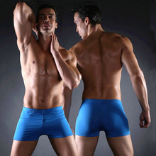 Male Boxer Swimwear Favorited Hot Selling Vintage 2016 Various Colors Big Men L.XL.XXL.XXXL - wolves store