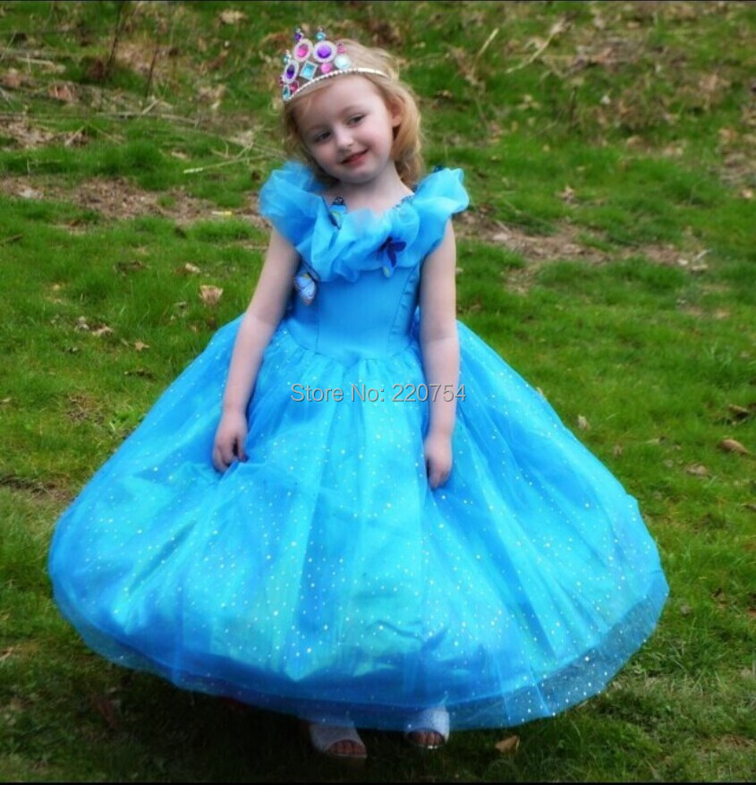 Blue princess dress costume a collection of dresses for you