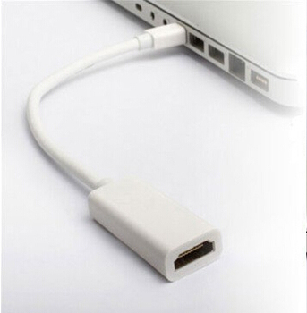 Высокое Качество Thunderbolt Mini DisplayPort Display Port DP к HDMI Кабель-Адаптер Для Apple Mac Macbook Pro Air