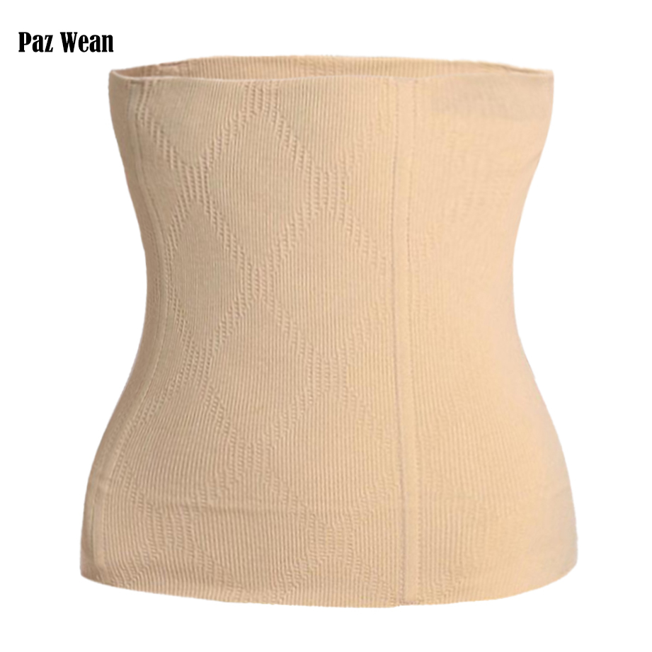 Waist Corset For Slimming Tummy Tuck Belt Belly Body Shaper Control Underwear Girdle Shapewear Tummy Cincher Trimmer For Women(China (Mainland))