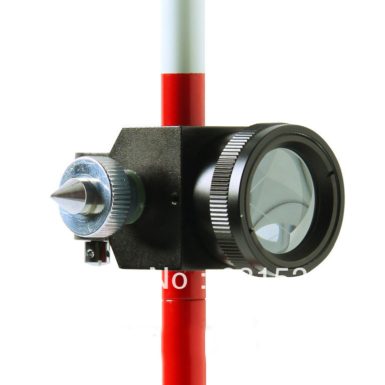 Mini Prism with 3 Three Poles for Total Station Brand New 0mm Prism Offset<br><br>Aliexpress