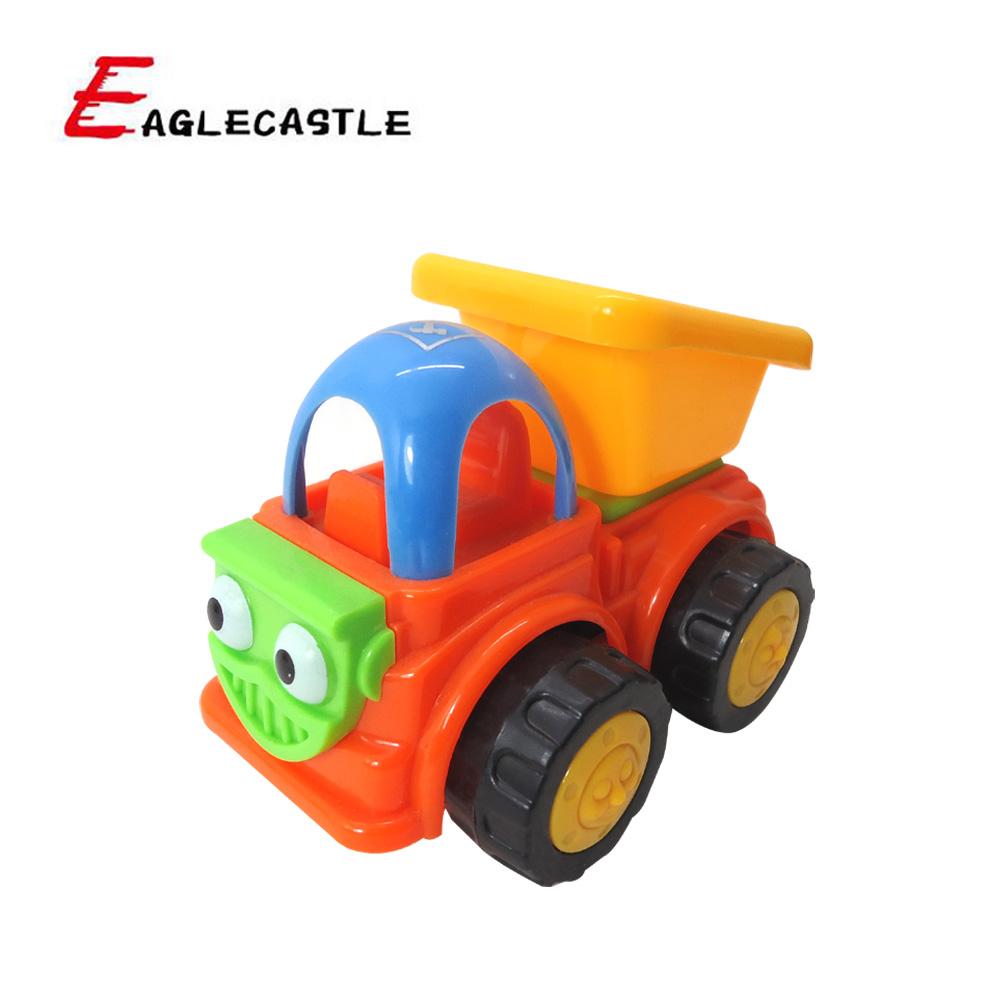 kid's toys model toy locomotive cartoon toys truck(China (Mainland))