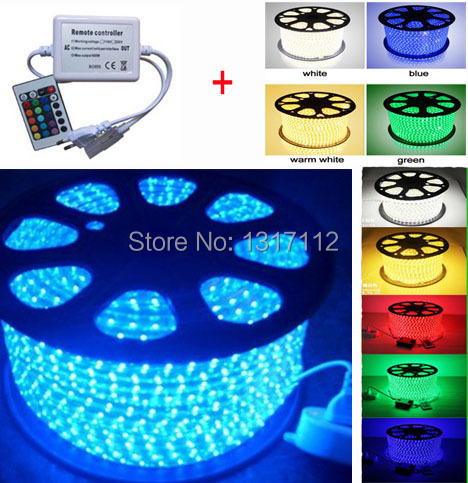 5050 white LED strip 220V 230V 240V string tape rope bundle ribbon decorative Christmas Xmas invisible concealed garden supplies(China (Mainland))