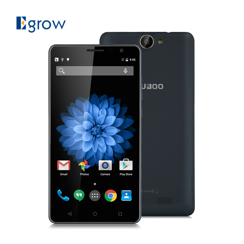 Original Bluboo X550 MT6735P Quad Core Cell Phone Android 5.1 Mobile Phone 2G RAM+16G ROM+5300mah Battery 2g/3g/4g Smartphone(China (Mainland))