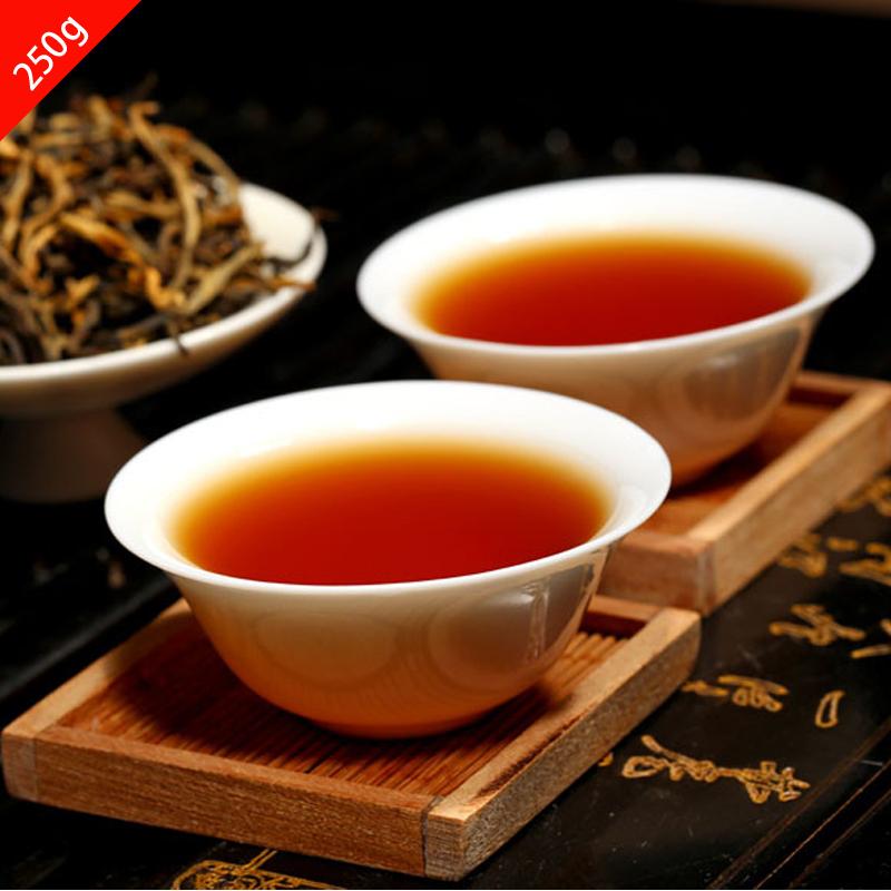 YunNan dianhong black tea 5piece Gift Tea Food 2015 new tea Chinese Organic Tea farmers direct marketing FREE SHIPPING DH001(China (Mainland))