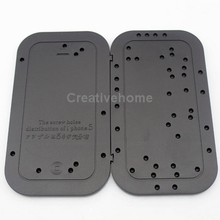 Brand New Mobile Phone Repair Disassemble Screw Plate Tool For iPhone 5 High-quality(China (Mainland))