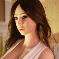 Rifrano real silicone sex dolls 165cm skeleton adult love doll lifelike pussy Japanese realistic sexy toys