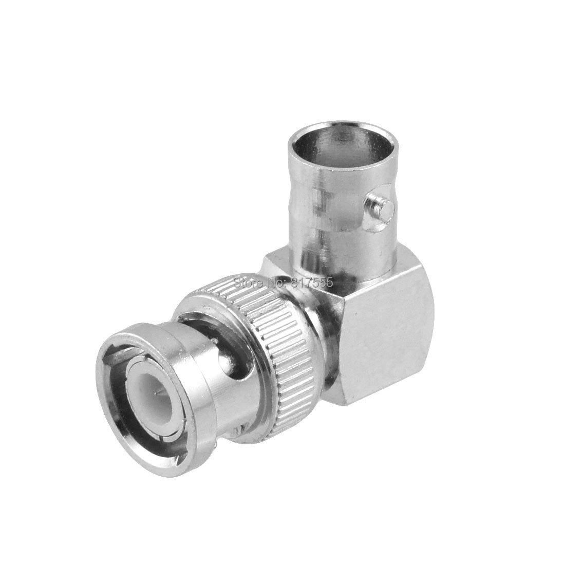 Гаджет  BNC Female to Male CCTV Coaxial Cable Coupler Adapter Connector None Электротехническое оборудование и материалы