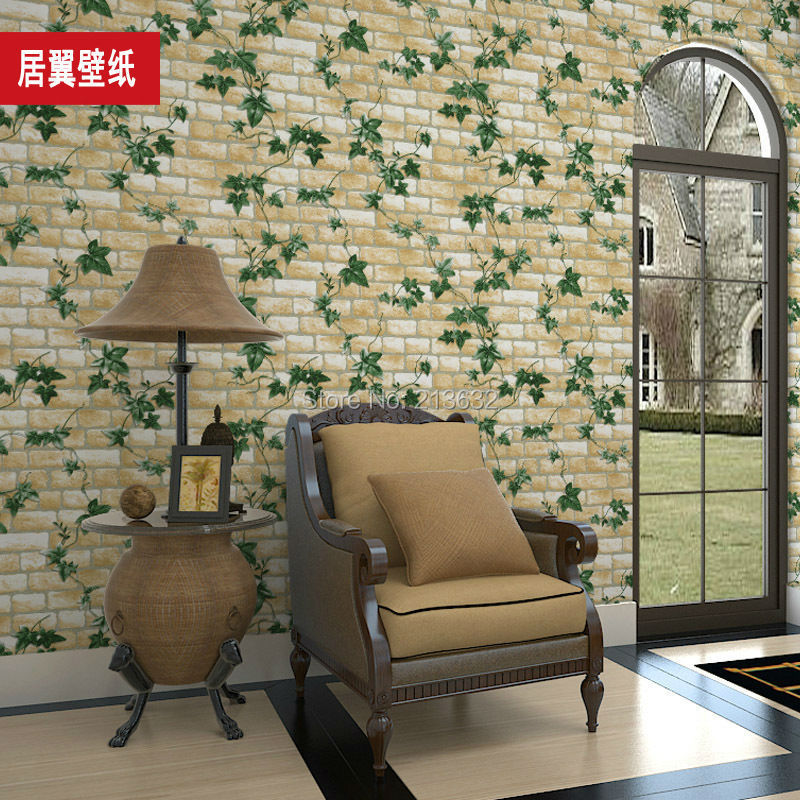 Zxqz 240 Embroidery Pvc Printing Wall Sticker Wallpaper