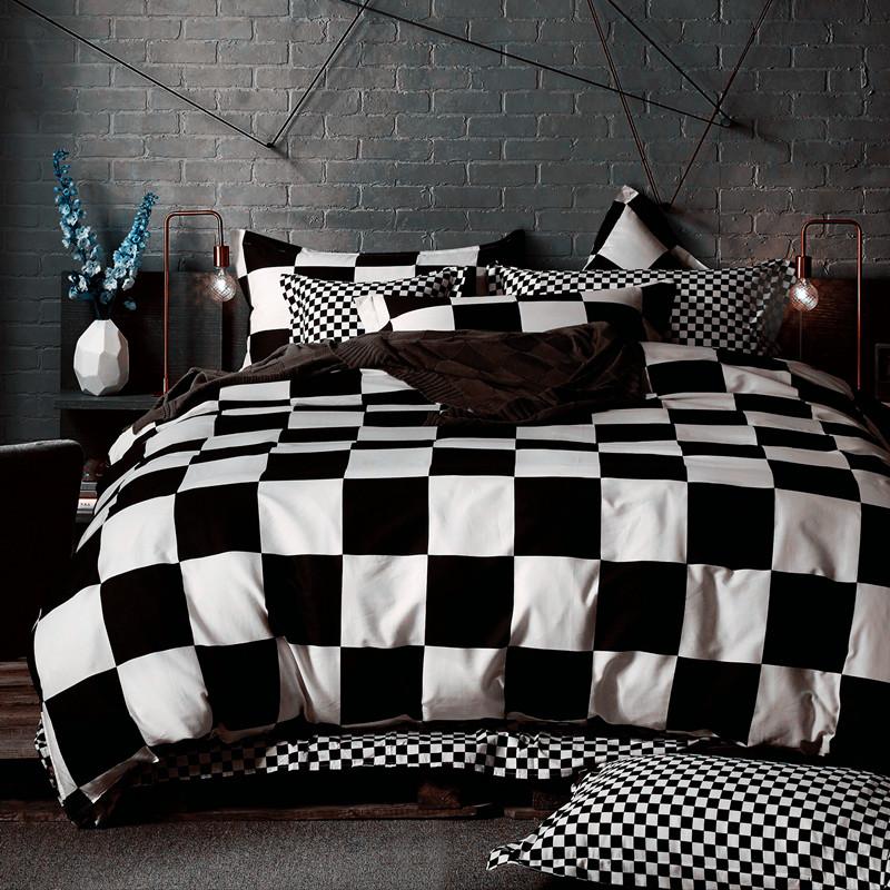 Chambre ensembles noir promotion achetez des chambre ensembles noir promotionnels sur aliexpress Set de chambre king noir