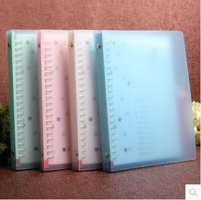 4pcs/lot stationery diary book school notebook cute frozen notebook paper organizer office supplies sketch book diario agendas (China (Mainland))