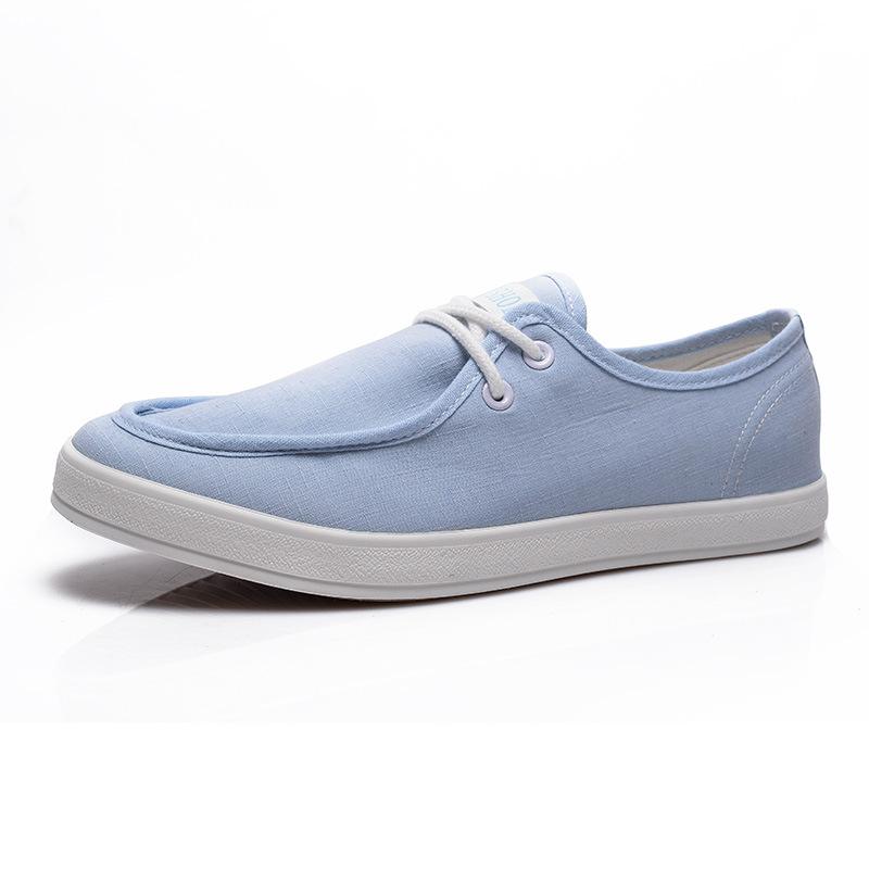 SexeMara 2016 hot sale Fashion Summer Men Canvas Shoes ...