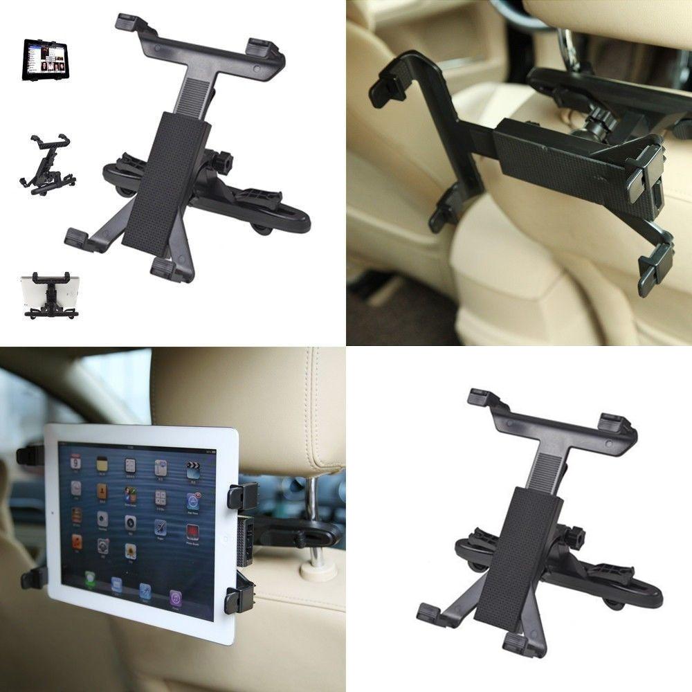 הרכב מושב אחורי משענת ראש הר מחזיק עבור iPad 3/4/5 אוויר מחשב לוח SAMSUNG tab Tablet PC עומד משלוח חינם