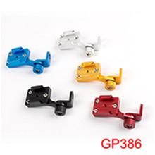 Buy Gopro accessories Aluminium alloy mount motor rearview mirror Go pro 5 4 3+ 3 2 SJCAM SJ4000 Xiao mi yi camera GP386 for $18.90 in AliExpress store