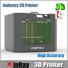 Industrial 3D Printer with Imported Precision Bearings Stable High Accuracy 3D Printer Support Offline Printing LX04