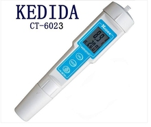 Buy KEDIDA Pocket Pen Type Digital pH Tester 0.0-14.0 Resolution:0.01 PH Meter Aquarium Pool Laboratory Industries Water ph Monitor for $45.99 in AliExpress store
