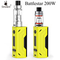 Electronic Cigarette Vape Box Mod Smoant Battlestar 200W Vaporizer E cigarette SMOK TFV8 BABY Cloupor Mobula