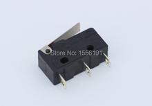 10 шт. предел переключатель 3pin N / on / C 5A250VAC KW11-3Z Mini микро-карты переключатель сразу