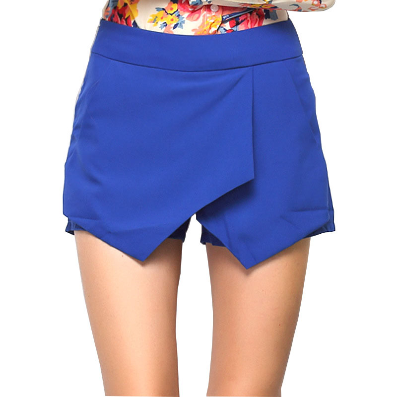 Elegant  39 Women Shorts Blooming Flowers Floral Print Mini Short Pants  EBay