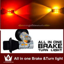toyota/ipsum/fj cruiser/caldina/camry 2012/corolla 2007/LED Bulb Reverse Backup Tail Break Stop Turn Signal light Dual function - Cheetah auto LED lights shop store