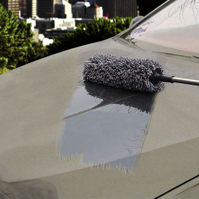 Microfiber Car Duster Cleaning Cloths Car Care Clean Brush Dusting Tool Microfibre Wax Polishing Detailing Towels Washing Cloths(China (Mainland))
