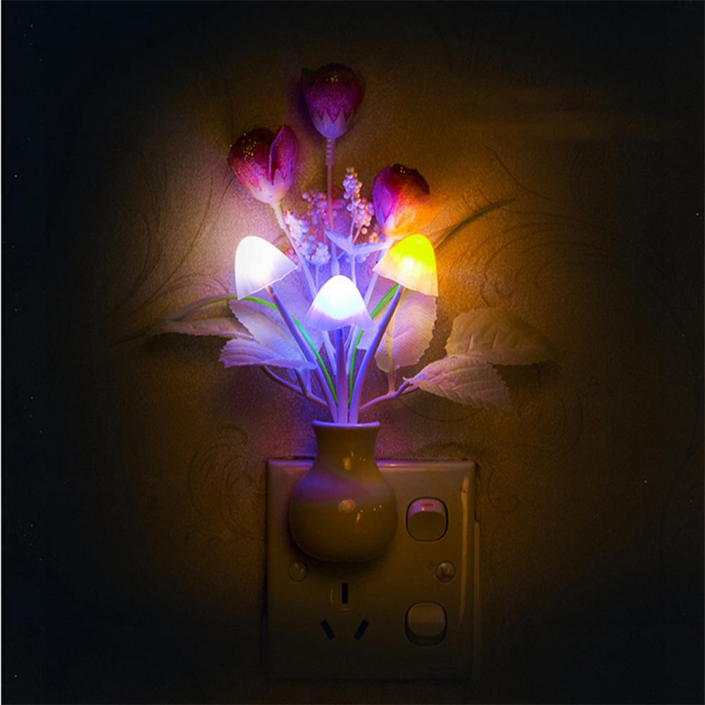kinderkamerledkleurveranderinglichtsensorlampnachtlampjevvledspaarlampslaapkamerlichtromantische, Meubels Ideeën