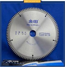 """Envío gratis 1 unids diámetro 8 """" 200 * 2. 6 * 100T * 25.4 hoja de sierra circular de corte de aluminio aluminio / madera / perfil fino / tubo / extrusión"""