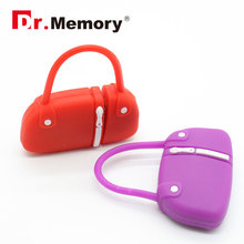 Pen Drive Cartoon handle Bag mini key usb purple usb flash drive hot sale USB stick 4gb 8gb 16gb 32gb U Disk Free Shipping(China (Mainland))
