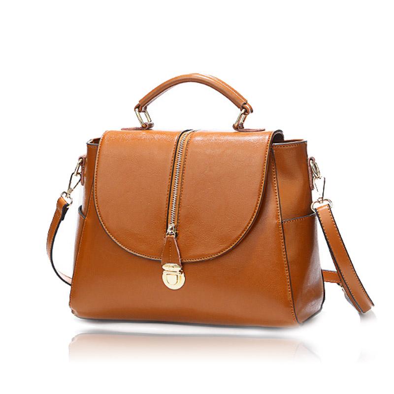 Bolsa Feminina Genuine Leather Bag Designer Handbags High Quality Women Messenger Bags Sac a Main Femme De Marque Shoulder Bag<br><br>Aliexpress