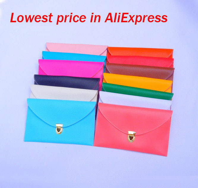Lowest Price In Aliexpres 2013 Promotion Envelope Lady