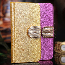 Buy Fundas Para HTC One Case Luxury bling Leather Wallet Stand Flip Case Cover HTC One ME9 M9ew Phone Cases Coque capa for $2.99 in AliExpress store
