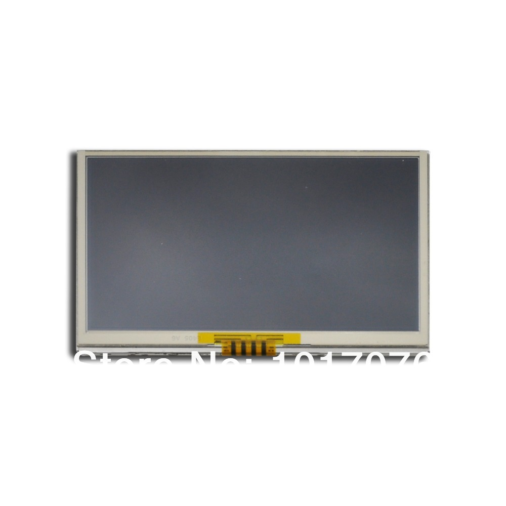 """Handheld devices original replacement 4.3"""" inch gps LTE430WQ-FOC lcd display with touch screen digitizer assembly free shipping(China (Mainland))"""