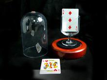 Horizontal Card Rise - Card Magic Tricks,Stage Magic,Close up Magic,Accessories,illusions,Party Magic,Gimmick(China (Mainland))