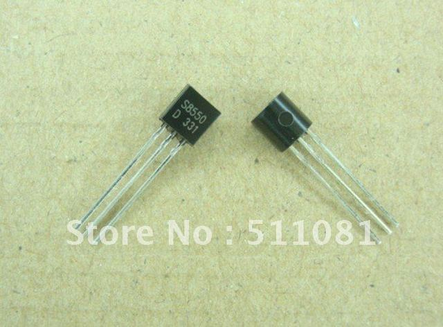 Free Shipping 500pcs Transistor S8050 D331 NPN TO92 Package new
