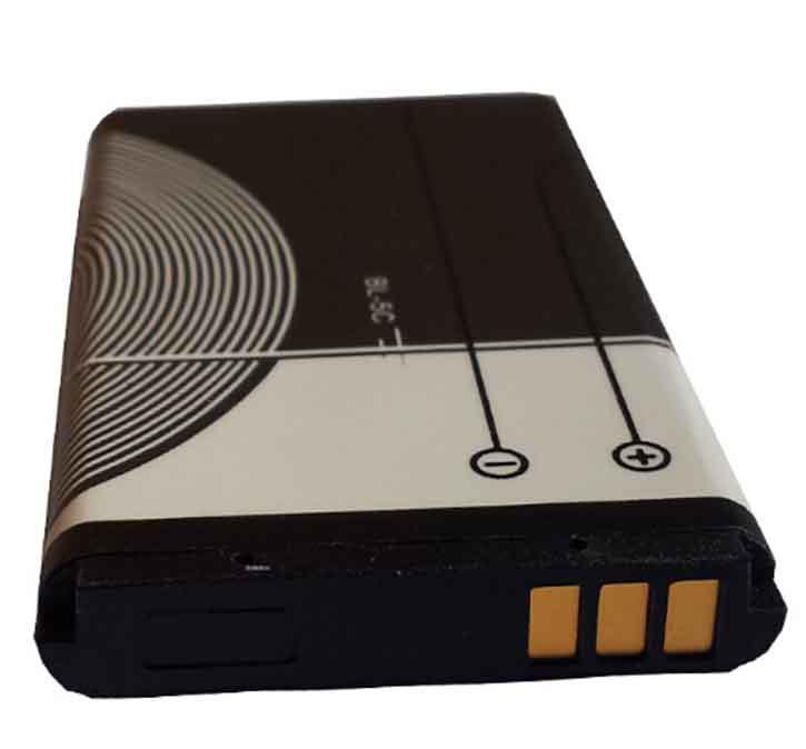 Actual capacity 1000mAh 3.7V BL-5C Mobile Phone Battery for Nokia 2270 2280 2285 2300 2310 2330C 2355 2600 2610 2626(China (Mainland))