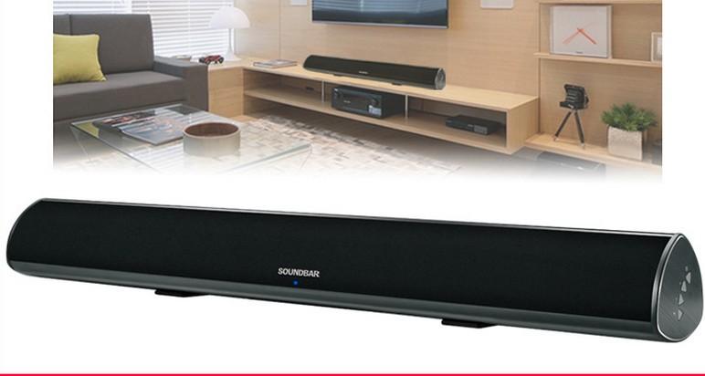 2.1 plastic home theater soundbar 100w hifi WAV flac wireless usb play wall cinema surround sound active sound bar system(China (Mainland))