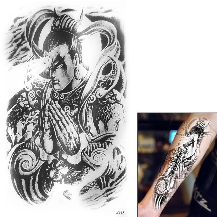 Татуировки с мужским характером