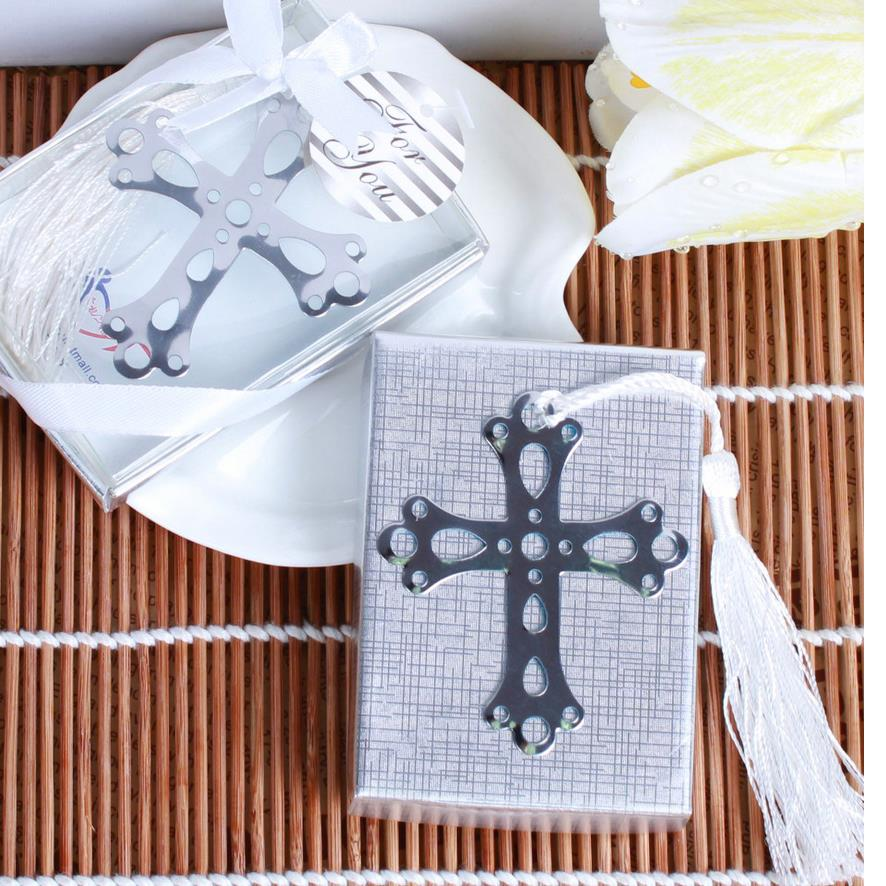 40pcs/lot Hot Wholesale Hollow Cute Cross Love Silver Metal Bookmarks Creative Gift Wedding High quality Gift Pakage 608(China (Mainland))