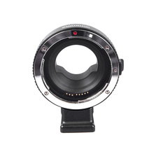 Buy Commlite CM-EF-MFT Electronic Aperture Control Lens Mount Adapter Canon EF & EF-S Olympus Panasonic M4/3 Camera for $110.16 in AliExpress store