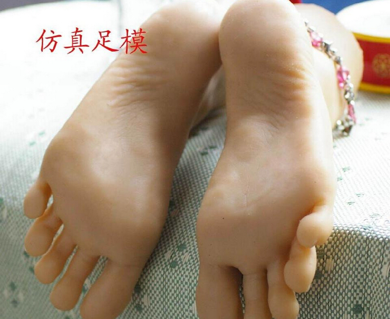 Simulation silicon feet sex toy for adults realistic silicon sex dolls women porno lifelike sex doll(China (Mainland))