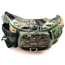 2016 New Arrival Fishing Bag 30x9x14cm Multifunctional Outdoor Fishing Tackle Bagpack Waist Bag Bolsa Pesca Free Shipping(China (Mainland))