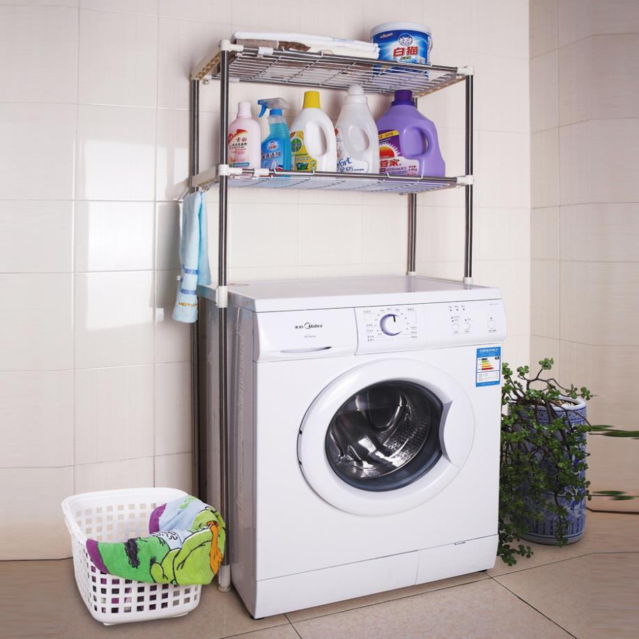 Promotion Over The Wash Machine Bathroom Adjustable 3 Tier