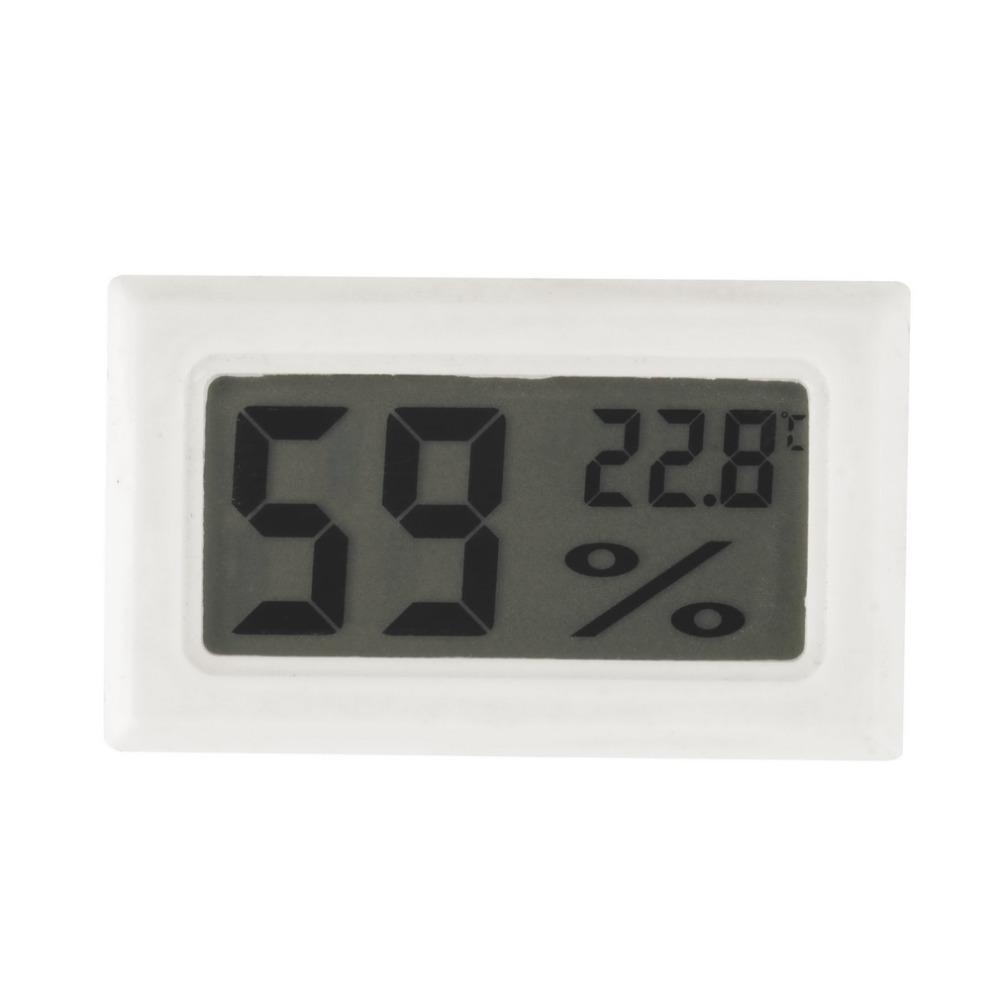 Digital Humidity Meter : Mini digital lcd indoor convenient temperature sensor