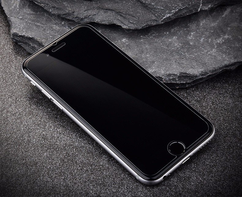0.3mm Tempered Glass Film for iPhone 5 5s 5se 9H Hard 2.5D Screen Protector for iPhone 6 6s 6 plus 4 4S +Clean Tools